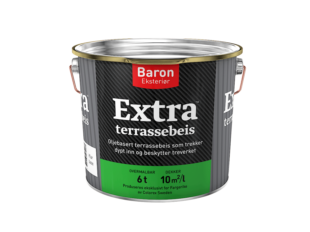 Baron ExtraTerrassebeis 3liter