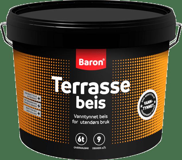 Baron Terrassebeis 2,7liter