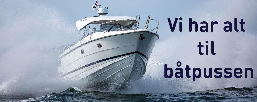 Header båt